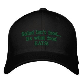 El gorra del carnívoro gorra de beisbol