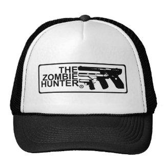 El gorra del cazador del zombi
