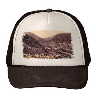 El gorra del Cumberland del vintage de los estrech
