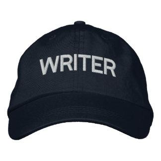 El gorra del escritor del castillo gorras bordadas