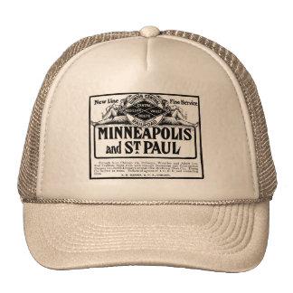 El gorra del ferrocarril de Illinois de los