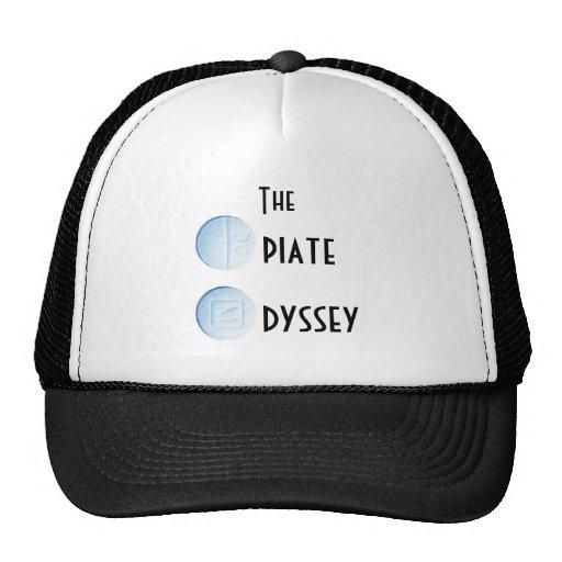 El gorra del Hillbilly de Oxycodone de la odisea d
