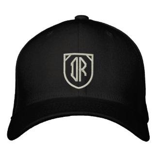 El gorra del logotipo del cráneo del azúcar del gorra de beisbol bordada