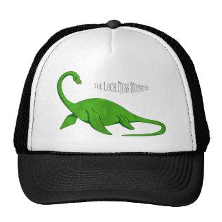 El gorra del monstruo de Loch Ness