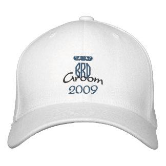 El gorra del novio - modificado para requisitos gorra de beisbol