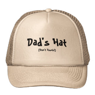 El gorra del papá