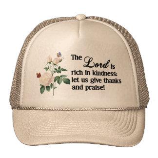 El gorra del personalizado de señor Is Rich In Kin