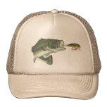 El gorra del pescador bajo