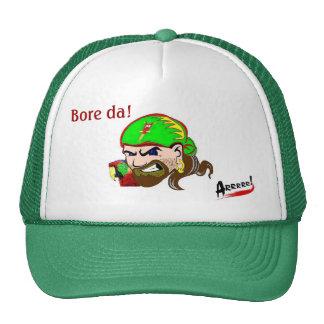 El gorra del pirata Galés