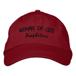 El gorra del profeta gorras de beisbol bordadas