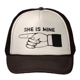 El gorra divertido de los pares, x2, ÉL es el mío,