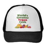 El gorra/el casquillo más grandes del cocinero del