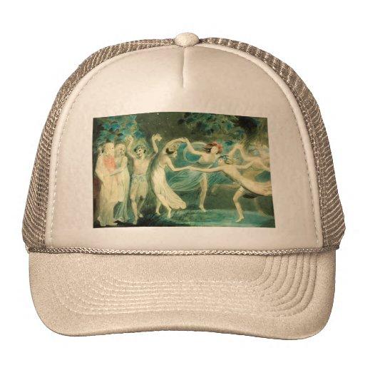 El gorra ideal de la noche de verano de Guillermo