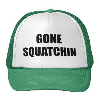 El gorra ido de Squatchin tiene gusto del cazador
