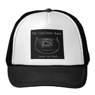 El gorra llevado caldera