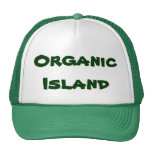 El gorra orgánico del camionero de la isla promuev