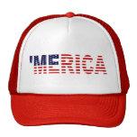 'El gorra original del camionero de la bandera de