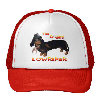 El gorra original del Lowrider