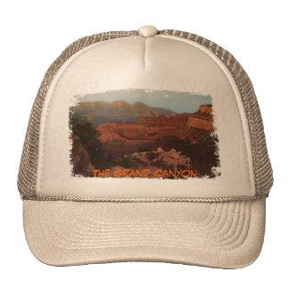 El gorra pintado Gran Cañón