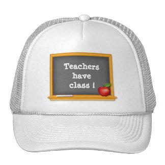 ¡El gorra, profesores tiene clase! Pizarra, Apple Gorras
