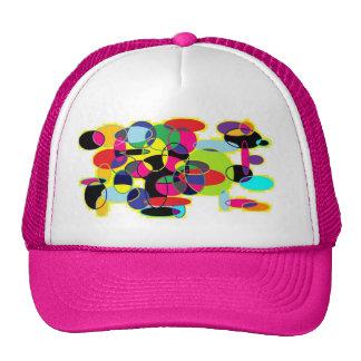 El gorra rosado con las rondas