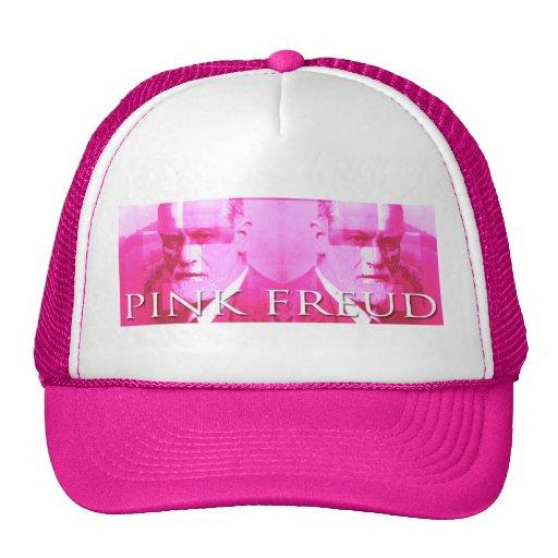 El gorra rosado original de Freud