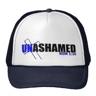 El gorra Unashamed