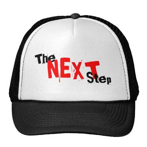 El gorra unisex del paso siguiente