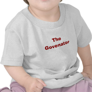 El Govenator Camiseta