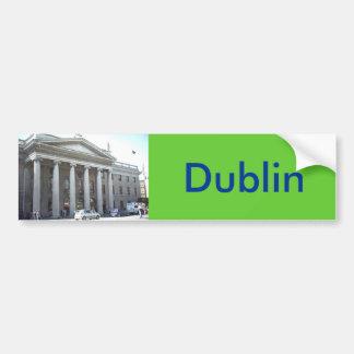 El GPO, Dublín, Irlanda Pegatina De Parachoque