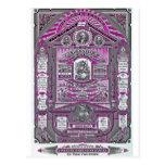 El grabado del vintage de Prayer del señor (rosa) Postales