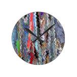 El gráfico artístico de los días de fiesta agita a relojes