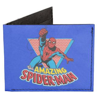 El gráfico asombroso de Spider-Man Billeteras Tyvek®