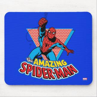 El gráfico asombroso de Spider-Man Mouse Pad