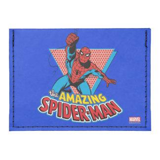 El gráfico asombroso de Spider-Man Tarjeteros Tyvek®