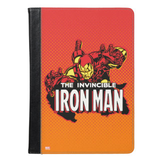 El gráfico invencible del hombre del hierro