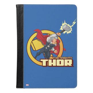 El gráfico poderoso del carácter del Thor