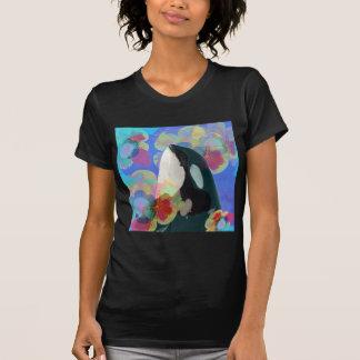 El Gráfico-Yo multicolor del salto del espía de la Camisas