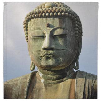 El gran Buda de Kamakura Servilleta