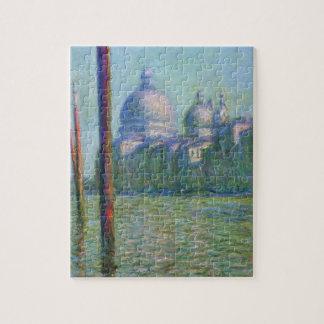 El Gran Canal 03 de Claude Monet Rompecabeza