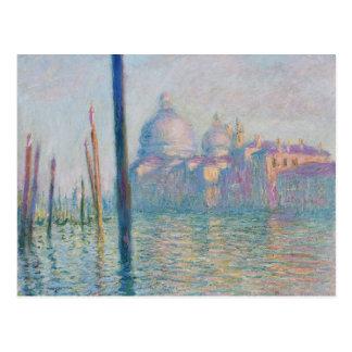 El Gran Canal de Monet Postales