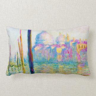 El Gran Canal en Venecia Claude Monet Cojines