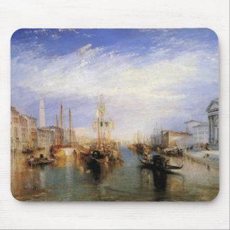 El Gran Canal, Venecia Tapete De Raton