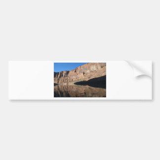 El Gran Cañón del sur del borde pasa por alto Etiqueta De Parachoque