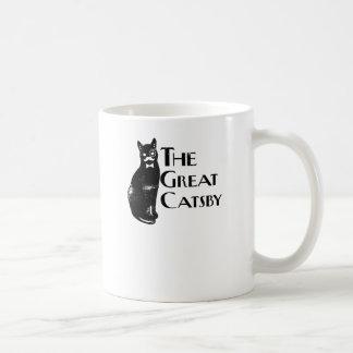 El gran Catsby Taza Clásica