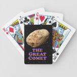 El gran cometa - básico baraja de cartas