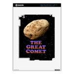 El gran cometa - básico iPad 3 pegatina skin