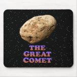 El gran cometa - básico tapetes de ratón