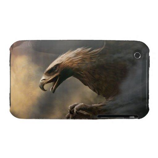 El gran concepto de Eagles Case-Mate iPhone 3 Carcasa