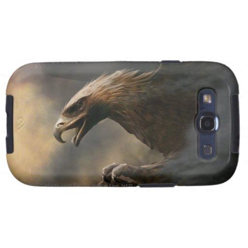 El gran concepto de Eagles Samsung Galaxy SIII Funda